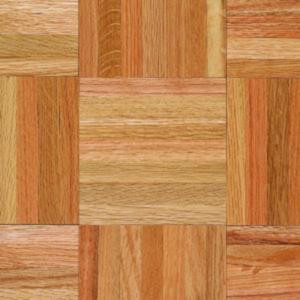 Armstrong Take Home Sample - Bruce American Home Natural Oak Parquet Hardwood Flooring - 5 in. x 7 in.-BR-051410 204221586