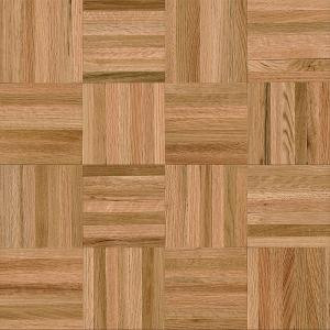 Bruce American Home 5/16 in. Thick x 12 in. Wide x 12 in. Length Natural Oak Parquet Hardwood Flooring (25 sq. ft. / case)-AHS100LG 203051410