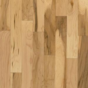 Bruce American Originals Country Natural Maple 5/16 in. T x2-1/4 in. W x Random L Solid Hardwood Flooring (40 sq. ft./ case)-SNHD2710 204655208