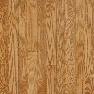 Bruce American Originals Spice Tan White Oak 3/4 in. T x 3-1/4 in. x W x Random L Solid Hardwood Flooring (22 sq. ft. / case)-SHD3214 204468654