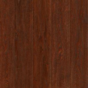 Bruce American Vintage Black Cherry Oak 3/8 in. T x 5 in. W x Random L Engineered Scraped Hardwood Flooring (25 sq. ft./case)-EAMV5BC 204699430