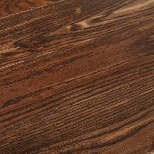 Bruce American Vintage Scraped Mocha 3/4 in. Thick x 5 in. Wide x Varying Length Solid Hardwood Flooring (23.5 sq. ft. / case)-SAMV5MC 203766266
