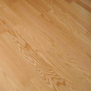 Bruce Bayport Natural Oak 3/4 in. Thick x 3-1/4 in. Wide x Varying Length Solid Hardwood Flooring (22 sq. ft. / case)-CB1520 202665079