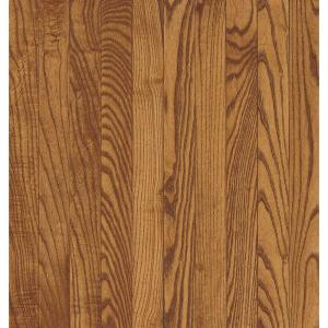 Bruce Gunstock Ash 3/4 in. Thick x 3-1/4 in. Wide x Varying Length Solid Hardwood Flooring (22 sq. ft. / case)-CB2611 202562693