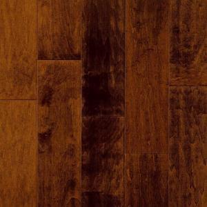 Bruce Montrose Raisin 1/2 in. Thick x 5 in. Wide x Random Length Engineered Hardwood Flooring (28 sq. ft. / case)-0559RAYZ 202746665