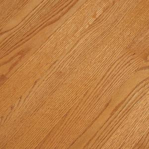 Bruce Natural Reflections Oak Butterscotch 5/16 in. T x 2-1/4 in. W x Random Length Solid Hardwood Flooring (40 sq. ft./case)-C5016 202667233