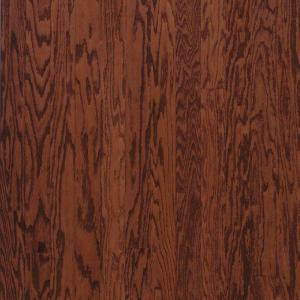 Bruce Oak Cherry 3/8 in. Thick x 3 in. Wide x Random Length Engineered Hardwood Flooring (30 sq. ft./case)-EVS3238 203347624