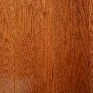 Bruce Oak Gunstock 3/4 in. Thick x 5 in. Wide x Random Length Solid Hardwood Flooring (23.5 sq. ft. / case)-AHS521 202075240