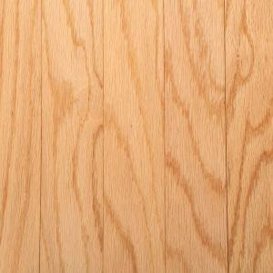 Bruce Oak Rustic Natural 3/8 in. Thick x 3 in. Wide x Random Length Engineered Hardwood Flooring (30 sq. ft./case)-EVS326S 203347621