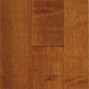 Bruce Prestige Maple Cinnamon 3/4 in. x 2-1/4 in. x Random Length Solid Hardwood Flooring (20 sq. ft. / case)-CM733 202697664