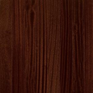 Bruce World Exotics Burnished Sable 3/8 in. T x 3-1/2 in. W x Random Length Engineered Hardwood Flooring (36.62 sq. ft./case)-EGE3206Z 202746626
