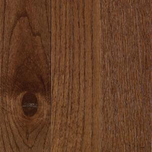 Franklin Burled Oak 3/4 in. Thick x 3-1/4 in. Wide x Varying Length Solid Hardwood Flooring (17.6 sq. ft. / case)-HCC85-09 205866176