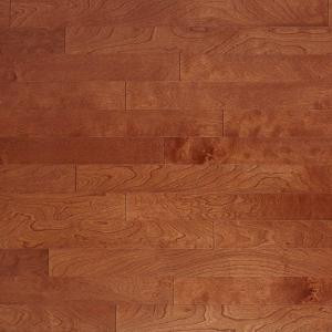 Heritage Mill Birch American Tandooi 3/8 in. x 4-3/4 in. Wide x Random Length Engineered Click Hardwood Flooring (33 sq. ft. / case)-PF9799 206126491