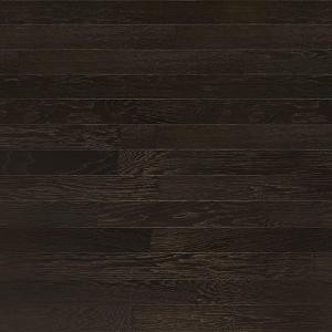 Heritage Mill Brushed Hickory Ebony 1/2 in. Thick x 5 in. Wide x Random Length Engineered Hardwood Flooring (31 sq. ft. / case)-PF9815 206088164
