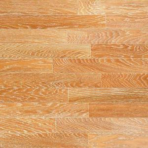Heritage Mill Brushed Oak Canvas 3/8 in. Thick x 4-3/4 in. Wide x Random Length Engineered Click Hardwood Flooring (33 sq. ft. / case)-PF9763 206060594