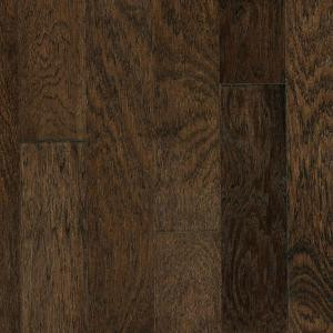 Heritage Mill Brushed Vintage Hickory Ale 3/4 in. Thick x 4 in. Wide x Random Length Solid Hardwood Flooring (21 sq. ft. / case)-PF9744 206060624