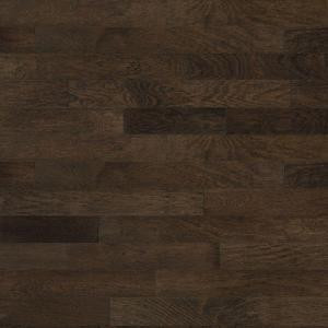 Heritage Mill Brushed Vintage Hickory Ale 3/8 in. x 4-3/4 in. x Random Length Engineered Click Hardwood Flooring (33 sq. ft. / case)-PF9802 206126316