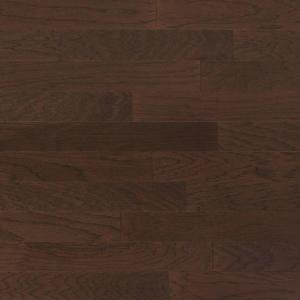 Heritage Mill Hickory French Roast 3/4 in. Thick x 4 in. Wide x Random Length Solid Real Hardwood Flooring (21 sq. ft. / case)-PF9718 206126436