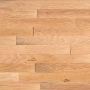 Heritage Mill Hickory Sea Mist 3/8 in. Thick x 4-3/4 in. Wide x Random Length Engineered Click Hardwood Flooring (33 sq. ft. / case)-PF9725 206021851