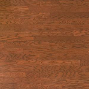 Heritage Mill Oak Almond 3/4 in. Thick x 4 in. Wide x Random Length Solid Real Hardwood Flooring (21 sq. ft. / case)-PF9670 206021884
