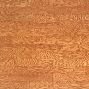 Heritage Mill Oak Golden 3/8 in. Thick x 4-3/4 in. Wide x Random Length Engineered Click Hardwood Flooring (22.5 sq. ft. / case)-PF9842 300357986
