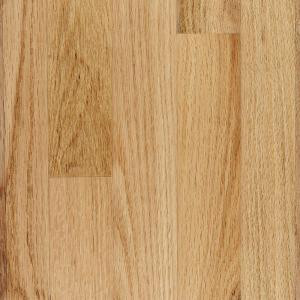 Heritage Mill Red Oak Natural 3/4 in. Thick x 4 in. Wide x Random Length Solid Real Hardwood Flooring (21 sq. ft. / case)-PF9676 206021886