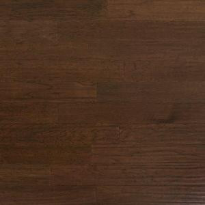 Heritage Mill Scraped Hickory Ember 3/4 in. Thick x 4 in. Wide x Random Length Solid Hardwood Flooring (21 sq. ft. / case)-PF9753 206060627