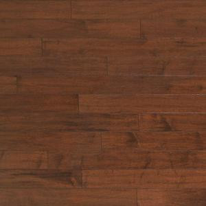 Heritage Mill Scraped Maple Rodeo 1/2 in. Thick x 5 in. Wide x Random Length Engineered Hardwood Flooring (31 sq. ft. / case)-PF9785 206060615