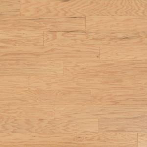 Heritage Mill Scraped Oak Alabaster 3/8 in. Thick x 4-3/4 in. Wide x Random Length Engineered Click Hardwood Flooring (33 sq.ft./case)-PF9760 206060593