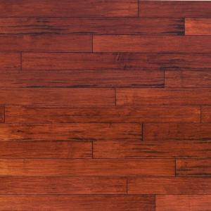 Heritage Mill Scraped Vintage Maple Ginger 1/2 in. Thick x 5 in. Wide x Random Length Engineered Hardwood Flooring (31 sq. ft. / case)-PF9791 206060620