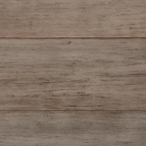 Home Decorators Collection Hand Scraped Strand Woven Earl Grey 1/2 in. T x 5-1/8 in. W x 72-7/8 in. L Solid Bamboo Flooring (25.89 sq. ft. / case)-AM1502 300011051
