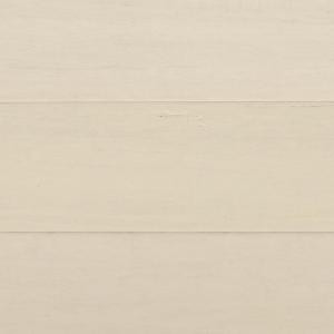 Home Decorators Collection Handscraped Wirebrushed Strand Woven White 3/8in. T. x 5-1/8in. W. x 72in. L. Click Bamboo Flooring (25.75sq.ft./case)-HD16124A 300011055