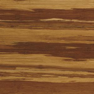 Home Decorators Collection Strand Woven Natural Tigerstripe 3/8 in. x 5-1/8 in. Wide x 72 in. Length Click Lock Bamboo Flooring (25.75 sq.ft./case)-HD13008A 205112485