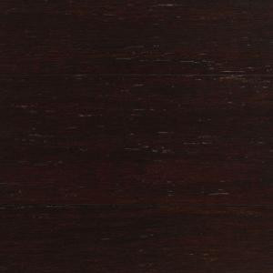Home Decorators Collection Strand Woven Warm Espresso 3/8 in. x 5-1/8 in. Wide x 36 in. Length Click Engineered Bamboo Flooring (25.625 sq.ft/case)-AM1312E 205170976