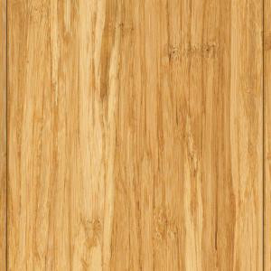 Home Legend Brushed Strand Woven Lyndon 3/8 in. Thick x 3-7/8 in.Wide x 36-1/4 in. Length Solid Bamboo Flooring (23.41 sq. ft./case)-HL213 203571455