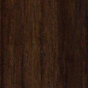 Home Legend Distressed Strand Woven Harvest 3/8 in. x 5-1/8 in. Wide x 36 in. Length Click Lock Bamboo Flooring (25.625 sq.ft./case)-HL262H 206791557