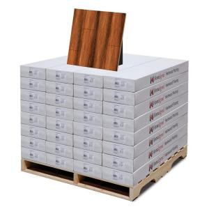 Home Legend Hand Scraped Manchurian Walnut 3/8 in. Thick x 4-7/8 in. Wide x 47-1/4 in. Length Hardwood Flooring(833.60 sq.ft/pallet)-HL506H-32 202882288