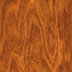 Home Legend Hand Scraped Maple Amber 3/4 in. Thick x 4-3/4 in. Wide x Random Length Solid Hardwood Flooring (18.70 sq. ft. / case)-HL126S 202616414