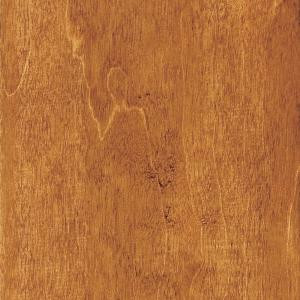 Home Legend Hand Scraped Maple Sedona 3/4 in. Thick x 4-3/4 in. Wide x Random Length Solid Hardwood Flooring (18.70 sq. ft. / case)-HL130S 202612181
