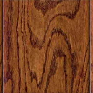 Home Legend Hand Scraped Oak Verona 1/2 in. Thick x 4-3/4 in. Wide x 47-1/4 in. Length Engineered Hardwood Flooring (24.94 sq.ft/cs)-HL62P 202639799