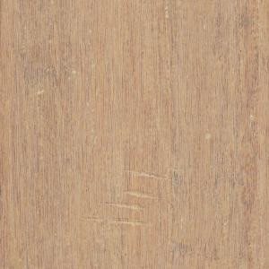 Home Legend Hand Scraped Strand Woven Ashford 1/2 in. T x 5-1/8 in. W x 72-7/8 in. L Solid Bamboo Flooring (25.93 sq. ft. / case)-HL218 203854243