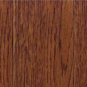 Home Legend Wire Brush Oak Toast 1/2 in. Thick x 3-1/2 in. Wide x 35-1/2 in. L Engineered Hardwood Flooring (20.71 sq. ft. / case)-HL103P 202064602