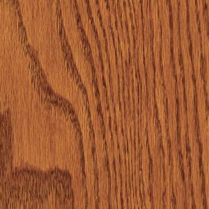 Home Legend Wire Brushed Red Oak Gunstock 3/8 in. T x 5 in. W x Random Length Engineered Hardwood Flooring (25.50 sq. ft. / case)-HL2022P 203752918