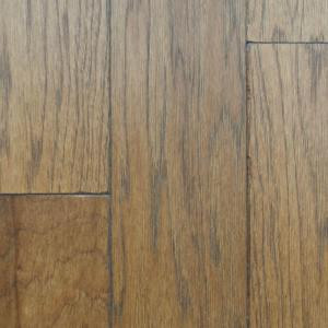 Millstead Artisan Hickory Sepia 1/2 in. Thick x 5 in. Wide x Random Length Engineered Hardwood Flooring (31 sq. ft. / case)-PF9608 202630251