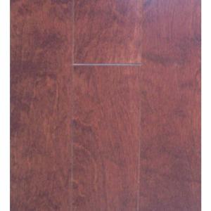 Millstead Birch Cognac 3/8 in. Thick x 4-1/4 in. Wide x Random Length Engineered Click Hardwood Flooring (20 sq. ft. / case)-PF9531 202103102
