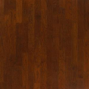 Millstead Hickory Dusk 3/8 in. Thick x 4-1/4 in. Wide x Random Length Engineered Click Wood Flooring (20 sq. ft. / case)-PF9363 202034713
