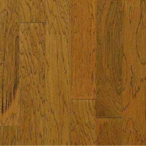 Millstead Hickory Honey 1/2 in. Thick x 5 in. Wide x Random Length Engineered Hardwood Flooring (31 sq. ft. / case)-PF9543 202615231