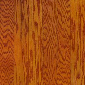 Millstead Oak Harvest 1/2 in. Thick x 5 in. Wide x Random Length Engineered Hardwood Flooring (31 sq. ft. / case)-PF9539 202615227