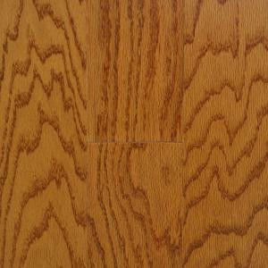 Millstead Oak Spice 3/8 in. Thick x 4-1/4 in. Wide x Random Length Engineered Click Real Hardwood Flooring (20 sq. ft. / case)-PF9534 202103104