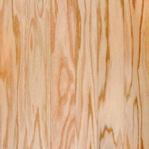 Millstead Red Oak Natural 1/2 in. Thick x 5 in. Wide x Random Length Engineered Hardwood Flooring (31 sq. ft. / case)-PF9538 202615226